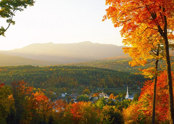 10 Best Fall Foliage Destinations in the World