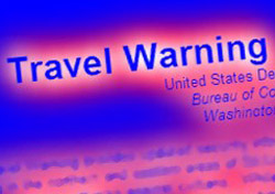 Travel Alert for Jamaica, Warning for Thailand