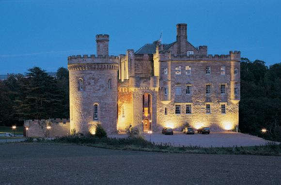 Dalhousie Castle, Bonnyrigg, Scotland