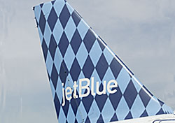 New routes for JetBlue, AirTran, and Spirit