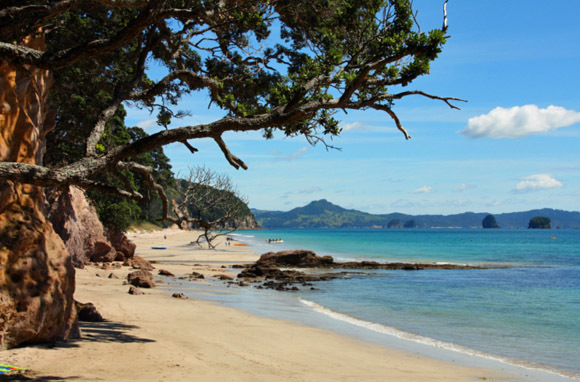 Hahei Beach, New Zealand
