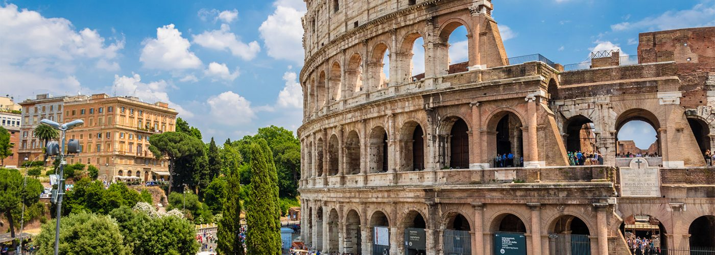 10 Best Ruins From The Ancient World
