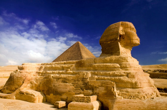 Great Pyramids And Memphis, Egypt