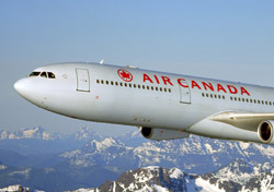 Air Canada Sets Bonus for North America Flights