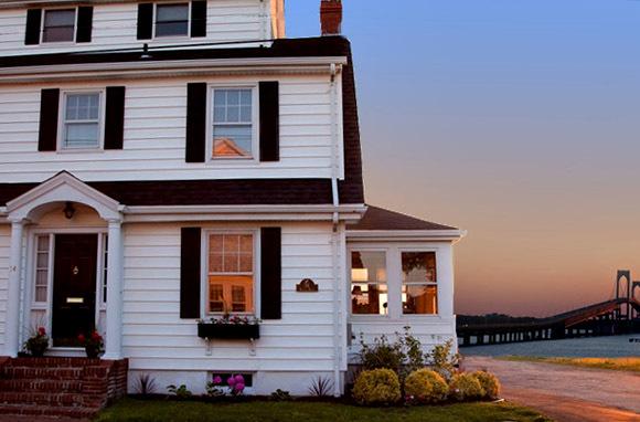 Newport Bayside Inn, Newport, Rhode Island