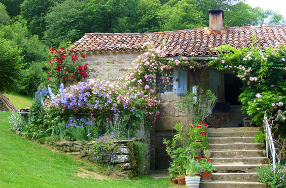The Rustic Retreat, Saint-Antonin-Noble-Val, France