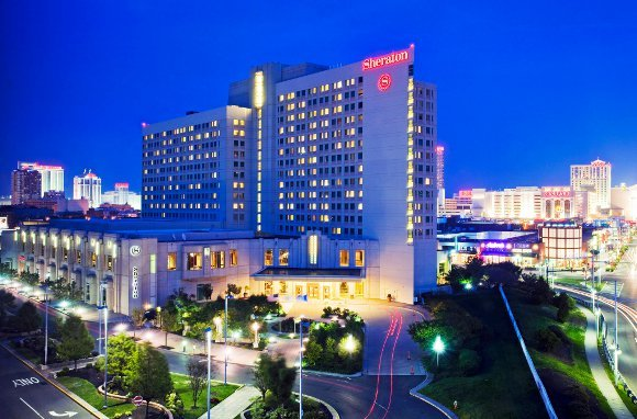 Sheraton Atlantic City, Atlantic City, New Jersey