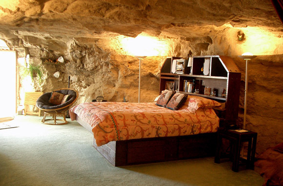 Kokopelli's Cave Bed & Breakfast, Farmington, New Mexico