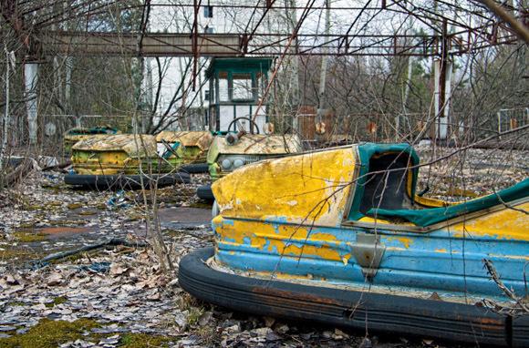 Chernobyl Amusement Park (Pripyat, Ukraine)