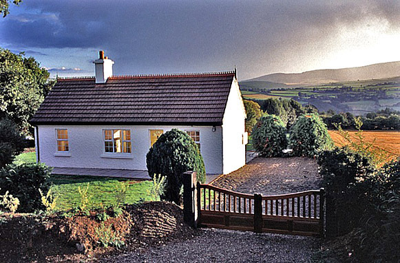County Wicklow Cottage, Near Woodenbridge, Ireland