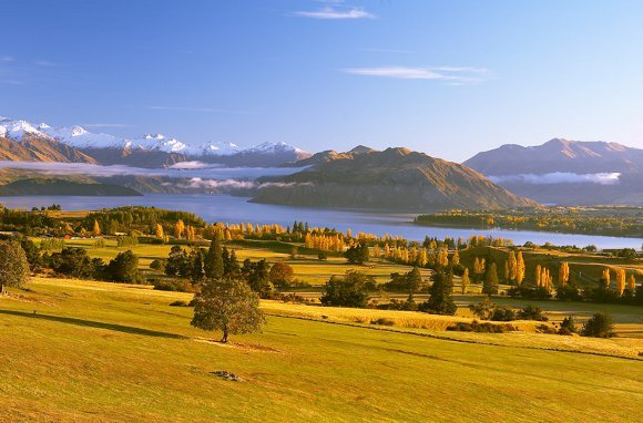 Wanaka, South Island, New Zealand