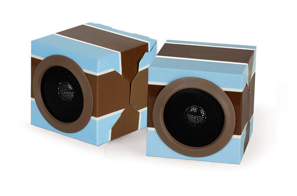 The Compactable Travel Speaker - Steal