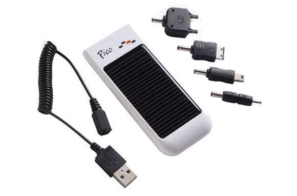 The Solar Charger - Steal