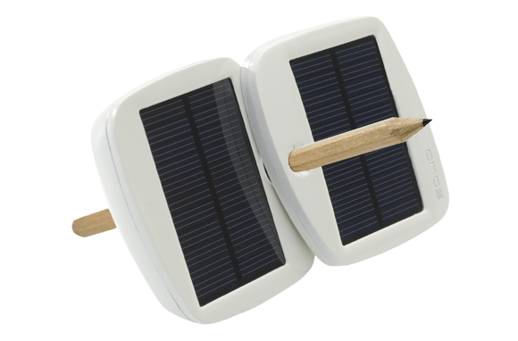 The Solar Charger - Splurge