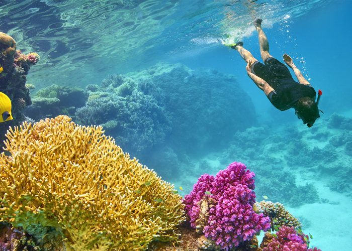 10 Unique Snorkeling Sites around the World
