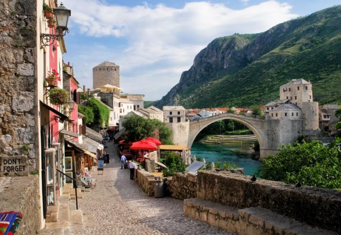 Daily Daydream: Mostar, Bosnia and Herzegovina