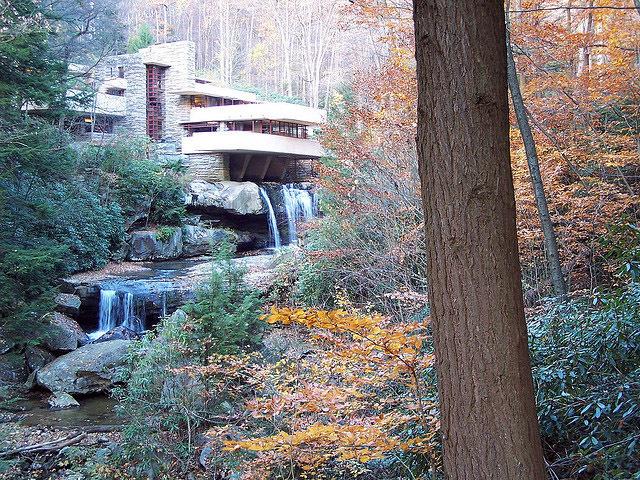 Daily Daydream: Fallingwater, Pennsylvania
