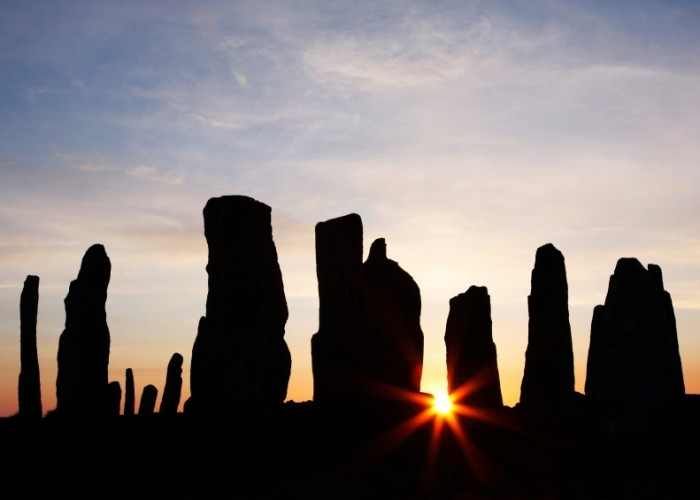 Daily Daydream: Callanish Standing Stones, Isle of Lewis, Scotland
