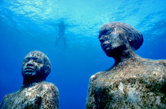 Grenada, West Indies: Underwater Museum