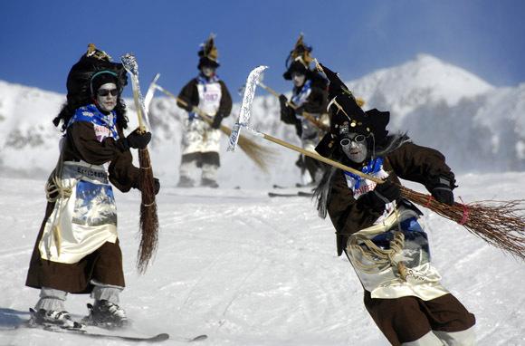 Zany Winter Festivals