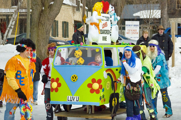 Cedarburg Winter Festival (Cedarburg, Wisconsin)