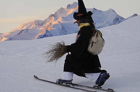 Belalp Hexe (Belalp, Valais, Switzerland)