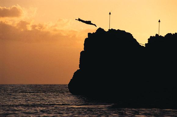 Pu'u Keka'a (Black Rock), Ka'anapali Beach, Maui
