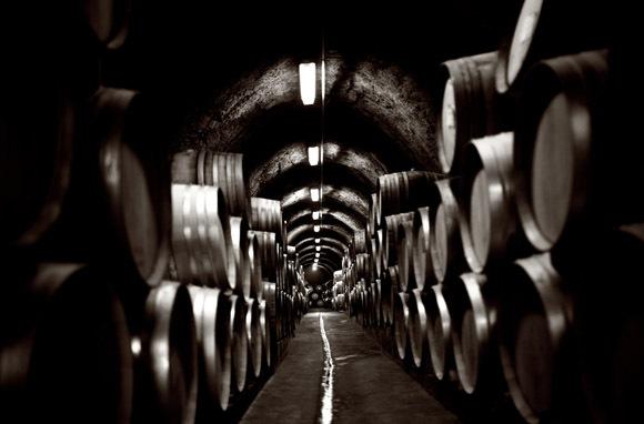 Fritz Underground Winery, Cloverdale, California