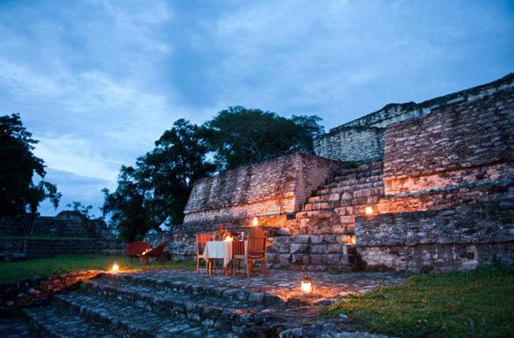 Caana (Sky Palace), Caracol near San Ignacio, Belize