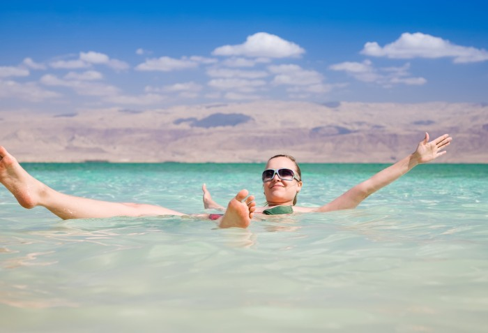 Daily Daydream: The Dead Sea, Middle East