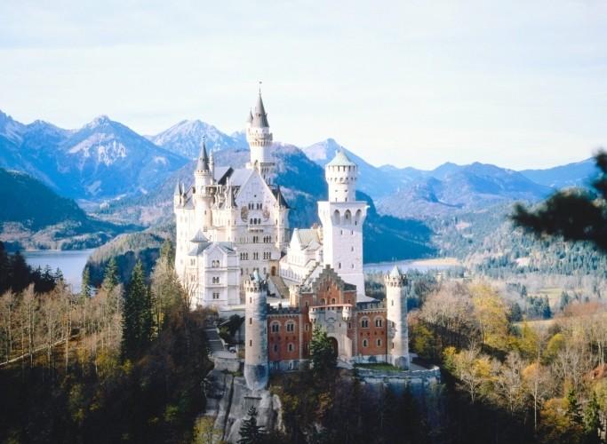 Daily Daydream: Neuschwanstein Castle, Germany