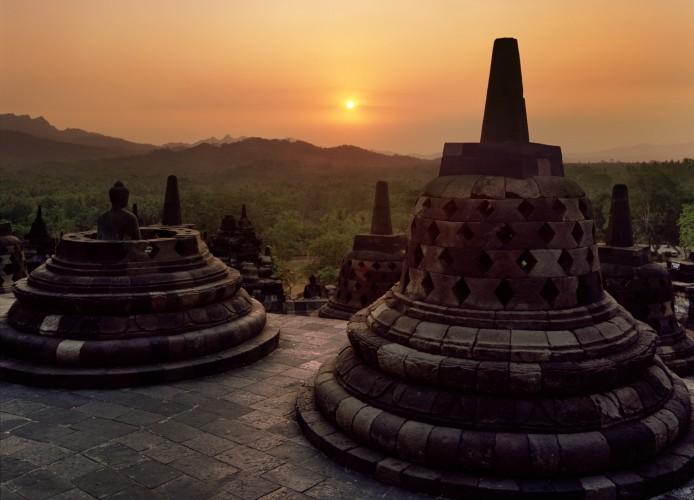 Daily Daydream: Borobudur Temple, Indonesia