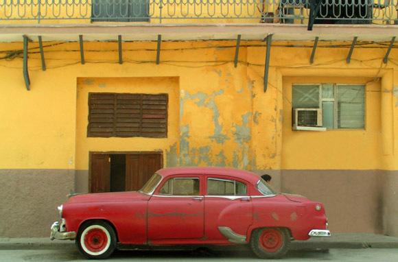 Cuba on the Horizon