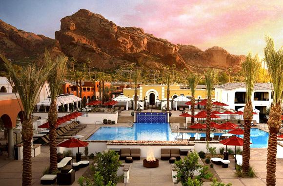 Hammam Ritual in Montelucia Resort's Joya Spa, Scottsdale, AZ