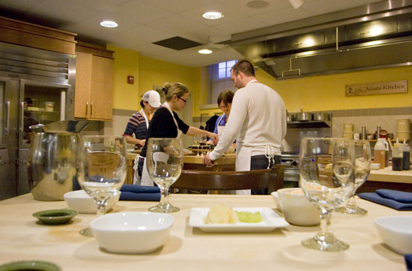 Cook Academy At The Essex Culinary Resort & Spa, Burlington, VT