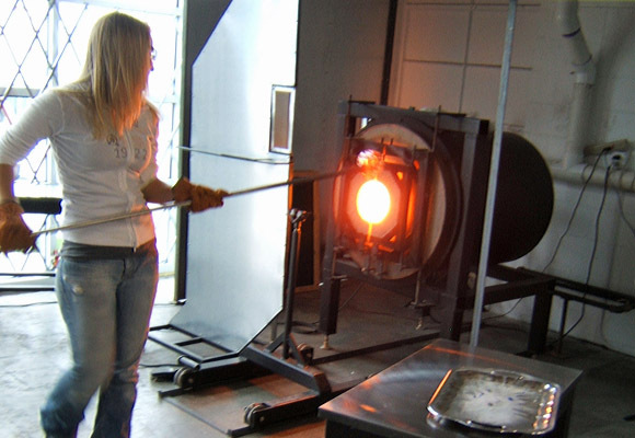 Hot Classes at Tacoma Glassblowing Studio, Tacoma, WA