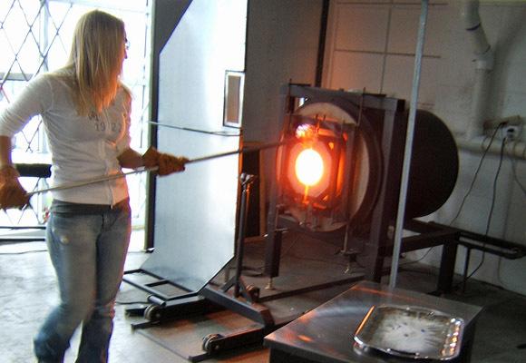 Hot Classes at Tacoma Glassblowing Studio, Tacoma, WA