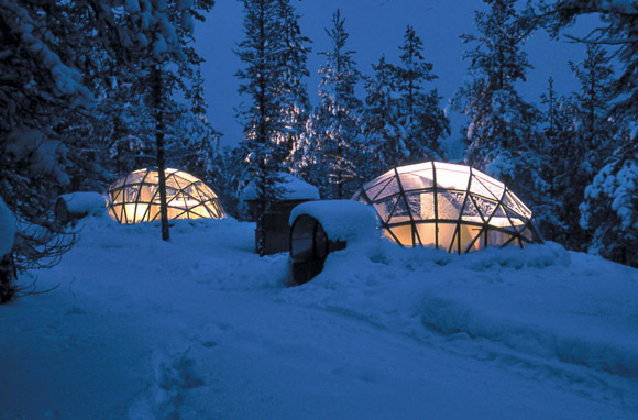 Igloo Village At Hotel Kakslauttanen, Saariselka, Finland