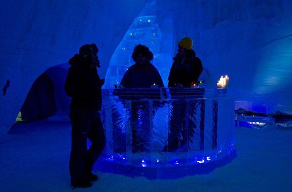 Kirkenes Snowhotel, Kirkenes, Norway
