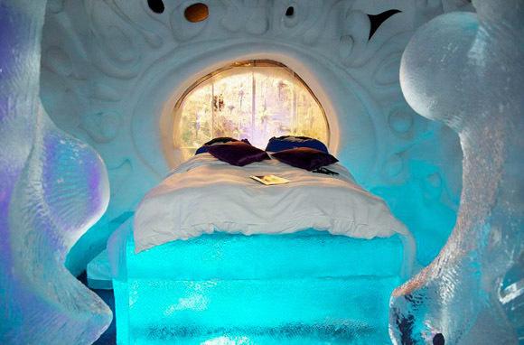 Ice Hotel Lumen, Zwolle, Netherlands