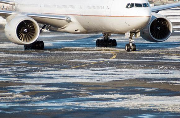 New York-Area Airports: John F. Kennedy International, LaGuardia, and Newark Liberty International