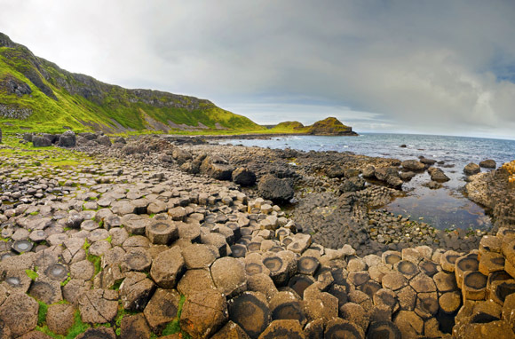 Giant's Causeway, near Bushmills, Northern Ireland