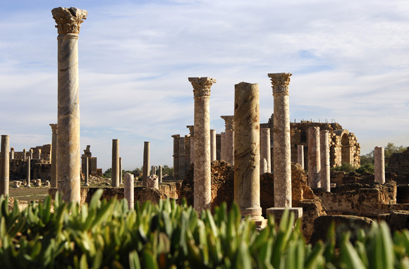 Best Hidden Destination for History Lovers: Leptis Magna