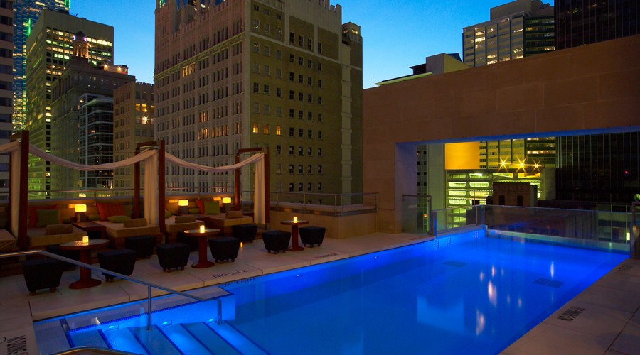 Daily Daydream The Pool At The Joule Dallas Texas Smartertravel