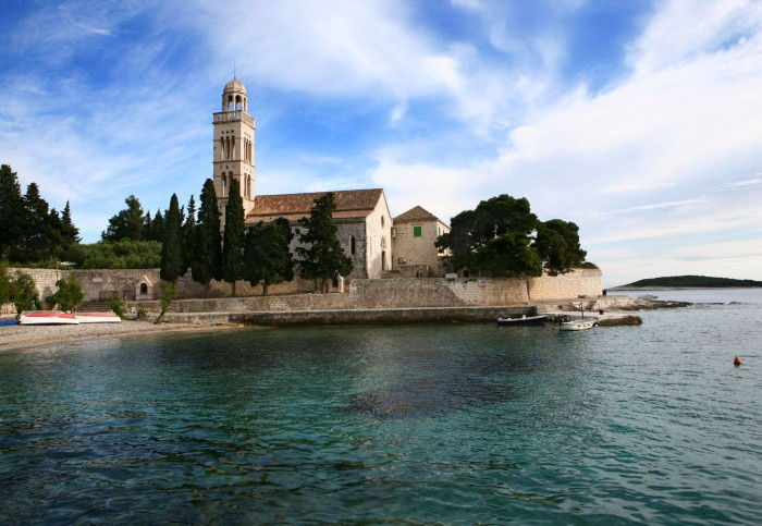Daily Daydream: Europe's Secret Island Retreat