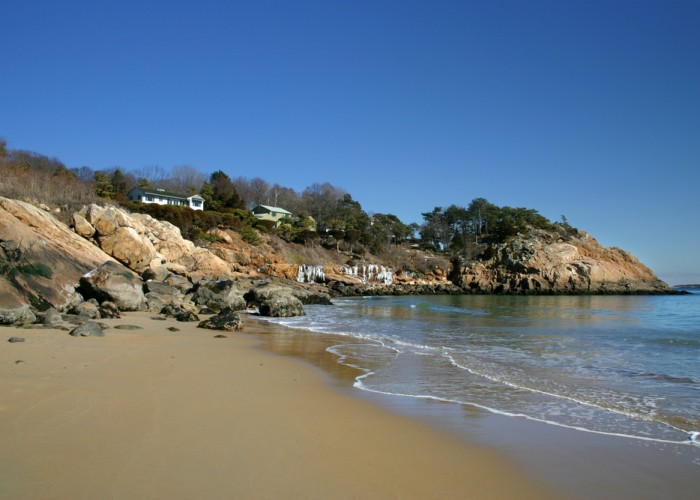 Daily Daydream: Massachusetts' Singing Beach