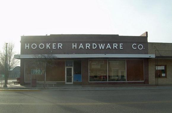 Hooker, Oklahoma