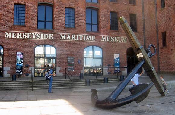 Merseyside Maritime Museum: Liverpool, England