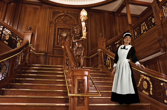Titanic Museum: Branson, Missouri, And Pigeon Forge, Tennessee