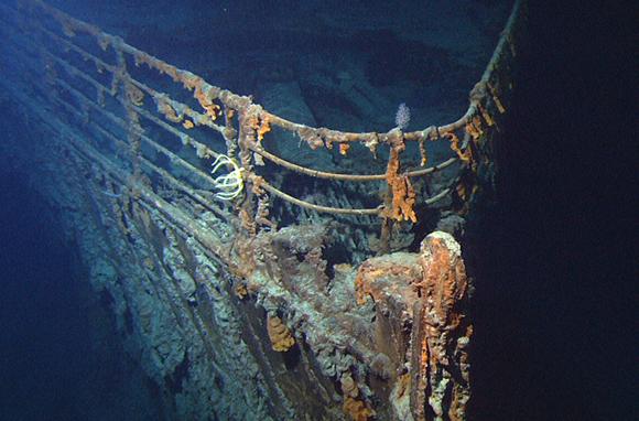 Titanic Centenary Expedition: Atlantic Ocean